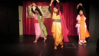 Dance Performance - Morr Bhabo Na Re - Bengali song (Rabindranath Tagore version)