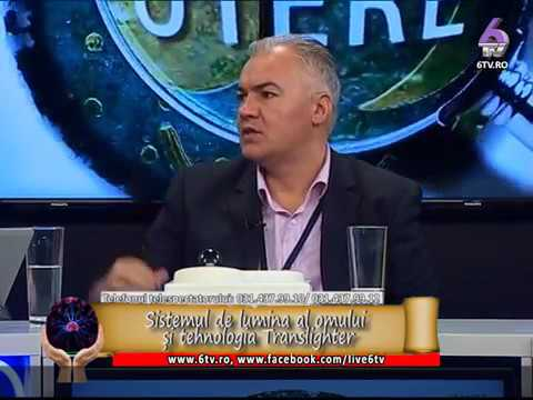 Serghei Avdeev Lumina Vie la Puterile Secrete 6TV & Vedere Intuitiva