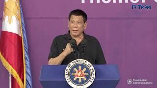 Palarong Pambansa 2018 Opening Ceremony (Speech) 4/15/2018