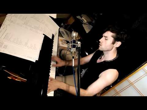 Dreams - Beck - Live Acoustic Piano Cover by Sean O'Reilly