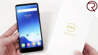VKWORLD S8 Unboxing, Hands-On and Benchmark Results