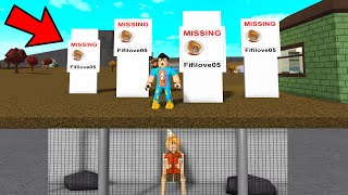 His Sister Went MISSING.. I Had To Save Her! (Roblox Bloxburg)