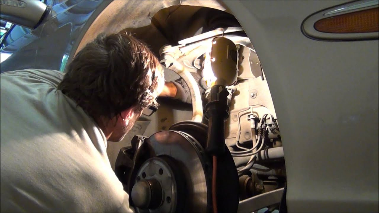 2005 Mb E320 Cdi Washer Pump Replacement Youtube