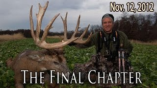 Double G4 Buck: Iowa Boone & Crockett | Midwest Whitetail 2012