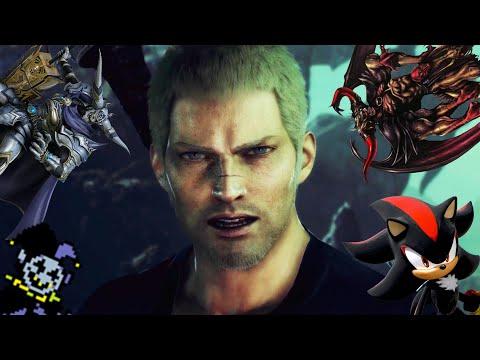 Final Fantasy Origin Trailer in a nutshell