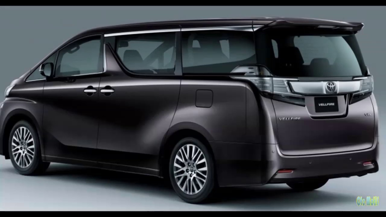 Toyota Vellfire 2017 New Model