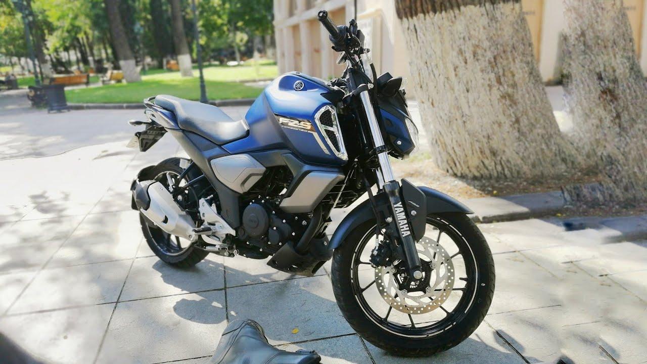 ბორბლებიანი ხვლიკი – Yamaha FZS 150cc