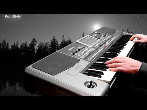 KorgStyle - Я и ТЫ (Korg Pa 900) EuroDisco 2018 New