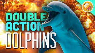 Double Action Boogaloo DOLPHINS (PC Gameplay Commentary) Funny Gaming Montage