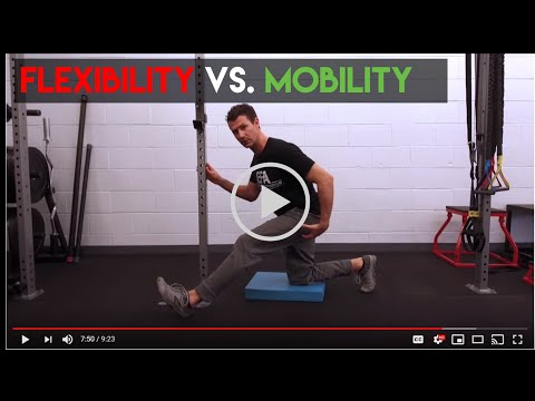 Why Your Stretching isn't working! And a  better stretch for hamstring flexibility