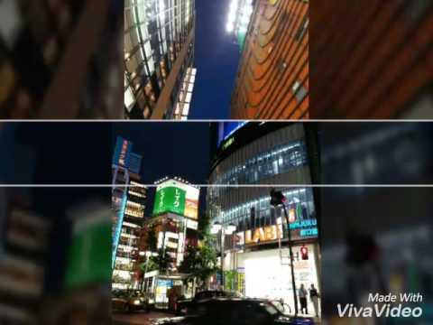 Tokyo buildings 7.2016
