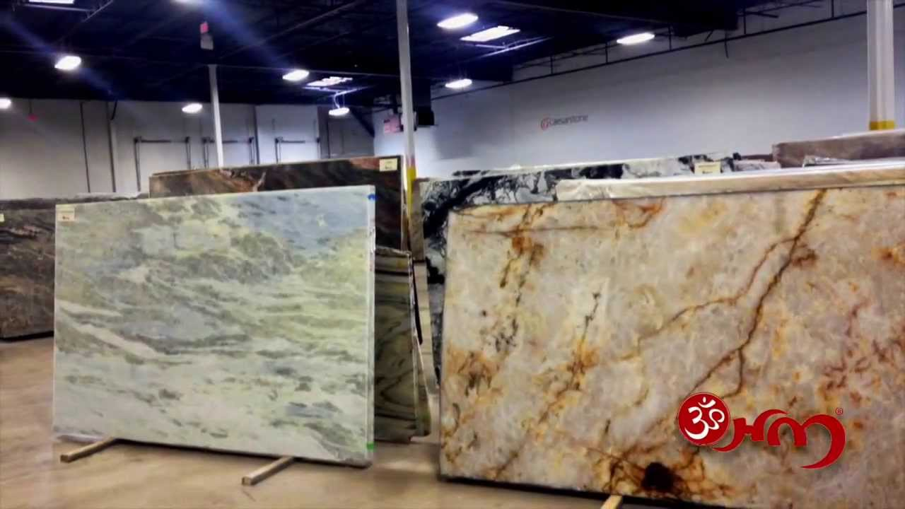 OHM International, Inc.   Lyndhurst, New Jersey   Marble/Granite/Caesarstone,  New York, Showroom   YouTube