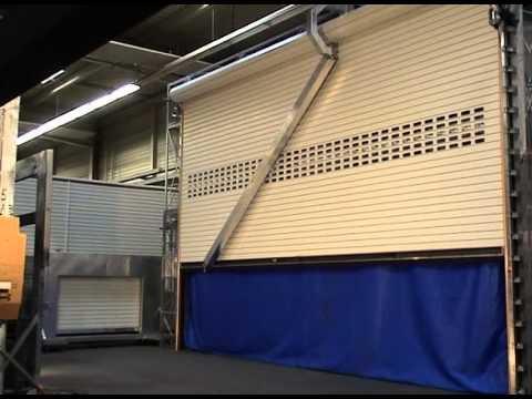 Hörmann Industrial Roller Shutter