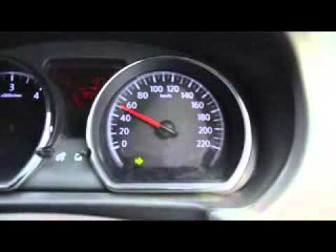 Nissan Sunny- Constant Speed Without Cruise Control and acceleration