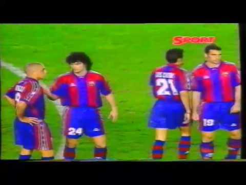 Barça Rey de Copas 1996 97