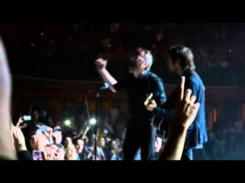 The National - Vanderlyle crybaby geeks live @Auditorium Parco della Musica Roma 30-06-2013