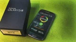 видео Самый подробный обзор Samsung Galaxy S 3 (SGS 3).