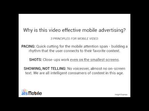 WEBINAR: Using Mobile Video & Rich Media to Promote Your Bus