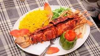Grilled Red Lobster | NON VEG RECIPE IN INDIA | SEA FOOD ON STREETS | World Street Foods | Goa