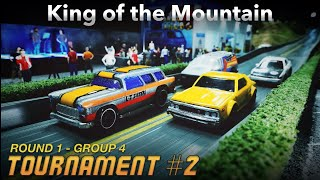 KotM Diecast Street Racing   Tournament 2 Round 1 Group 4