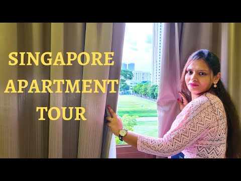 Singapore Apartment Tour | Rent a House In Singapore | Part 5