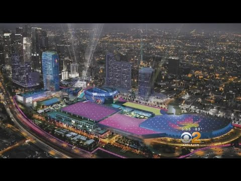 City Council Votes In Support Of LA 2028 Bid