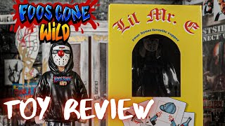 FOOS GONE WILD ACTION FIGURE REVIEW | Lil Mr. E 2.0