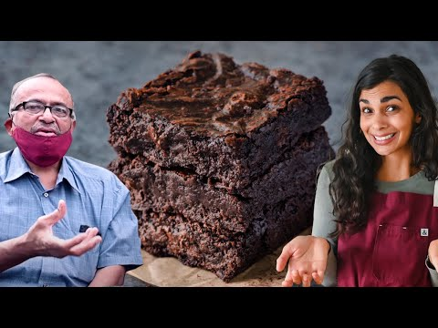 How to make amazing vegan brownies at home