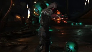 Injustice 2 PS4 Gameplay #1