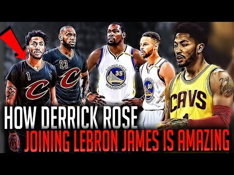 Why The Derrick Rose Signing Was INCREDIBLE For The Cleveland Cavaliers!