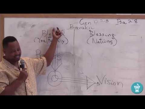 Mkristo na Uchumi: Life Challenging Goals-Part III [Dr. Lucas D. Shallua]