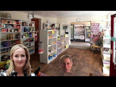 the Pube Jim Dale goes to the store