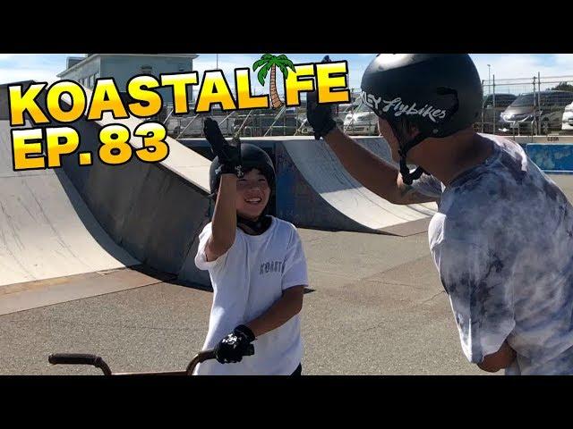たった2年で?富山のスーパーBMXキッズ 寺林昌輝! | KOASTALIFE EP.83