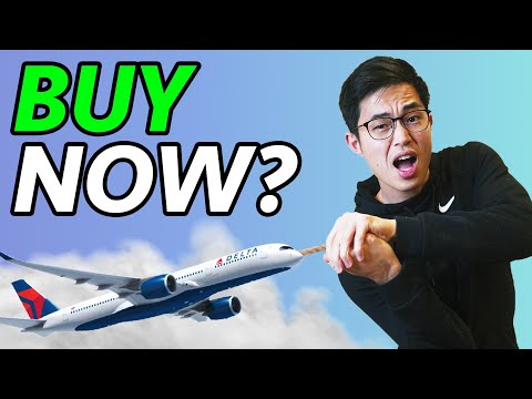 Should You Buy Airline Stocks Now Or Later?