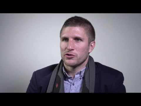 Entrance Interview: Justin Davis