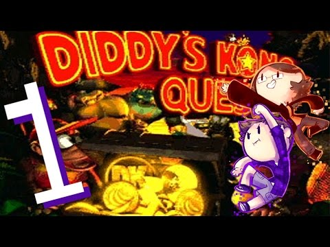 Donkey Kong Country Diddy's Kong Quest #1 (ArcadeTandem) SO MANY TECHNICAL DIFFICULTIES