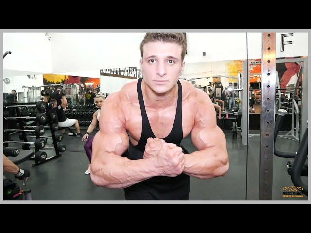 (6) Shoulder Building Exercises For The Best Pump With Jorge Lucenap