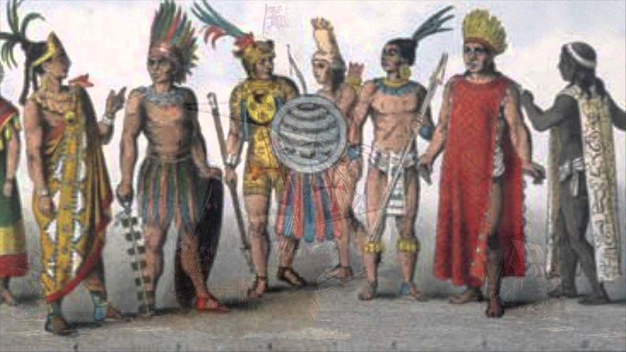 ancient aztec clothing - 1280×720
