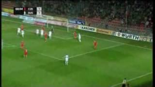 Česko-Slovensko 1:2 (Letná 1.4. 2009)