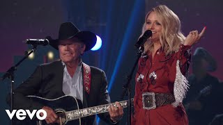 George Strait - Run (Live From The 54th ACM Awards) ft. Miranda Lambert