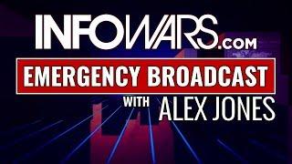LIVE 🚨 EMERGENCY BROADCAST 2/24/18 ► ALEX JONES RESPONDS TO CNN TRYING TO BAN INFOWARS