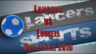 LHS Boys Volleyball vs Lowell