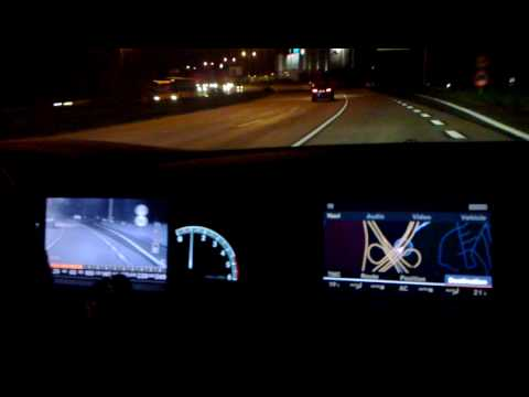Night Vision in S class Mercedes (S320 CDI)