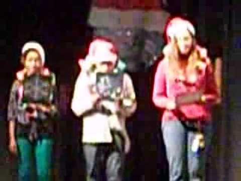 Christmas Rap - Room 206 - The Richardson School's First Holiday Program - December 2013