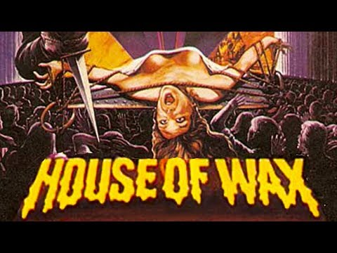 House Of Wax - The First Major Color 3D Film! (1953)