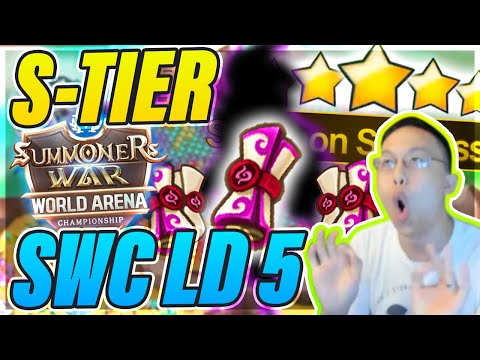 UNEXPECTED S Tier LD NAT 5! - His 1st LD Nat 5?!