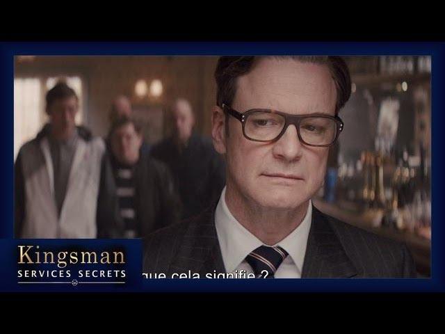 Kingsman : Services Secrets - Bande annonce 2 [Officielle] VOST HD