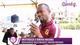 Abasuubuzi e Masaka bavudde mu mbeera lwa Town Clerk