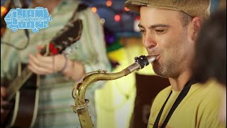 "THE CALIFORNIA HONEYDROPS - ""Don't Let the Green Grass Fool You"" (Live in New Orleans) #JAMINTHEVAN"