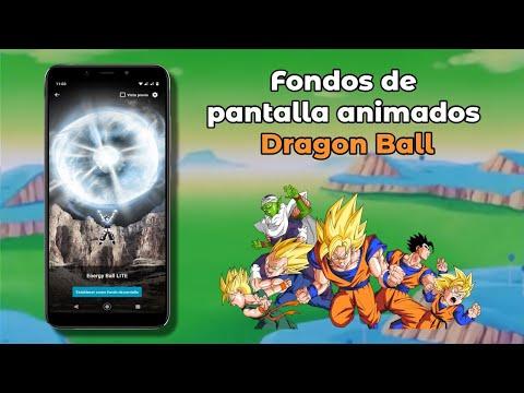 Los mejores fondos de pantalla animados de dragon ball for Mejores fondos de pantalla para android